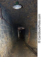 Odessa catacombs - Old Catacombs Odessa, Ukraine (XVIII-XX...