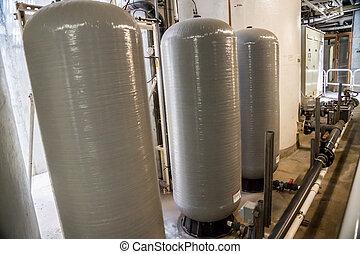 Pressurized Water Tanks