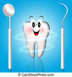 歯科医, 道具