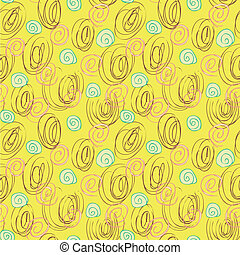 Scribble Seamless Pattern