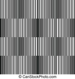 Seamless black and white pattern background