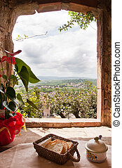 Tuscan view - Viewpoint from Certaldo