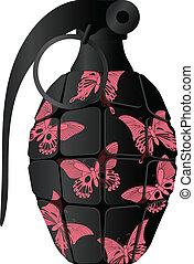 Glamour grenade