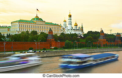 presidential palace - Russia, Moscow, kremlin