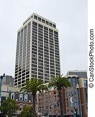 San Francisco Buildings Viewed from the City