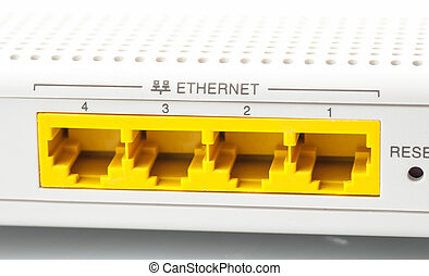 Internet router - Wireless router for internet connection