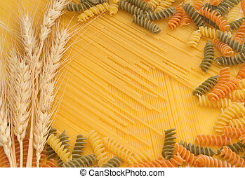 Pasta and Spaghetti  ,Food Backgrounds