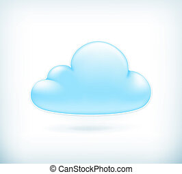 Cloud, vector