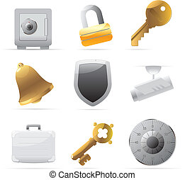 Icons for security