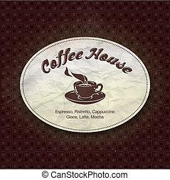 Menu for restaurant, cafe, bar, coffee house - Menu for...