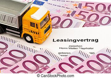 lease agreement for new trucks - a lease agreement for new...