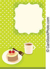 Cute Background Vector EPS10