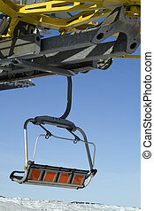 Ski cablecar - Cablecar for the transportation of people