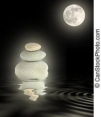 Zen Moonlight Beauty