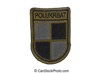 Emblem of the Poland-Ukraine battalion