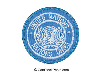 United Nations Peacemakers Badge