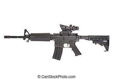 potro, M4A1