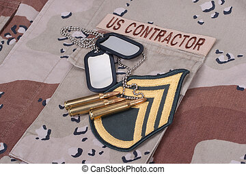 us contractor concept