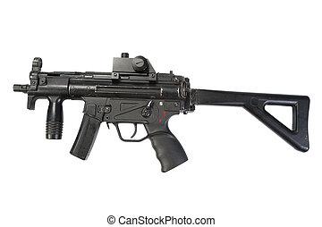 MP5 - submachine gun