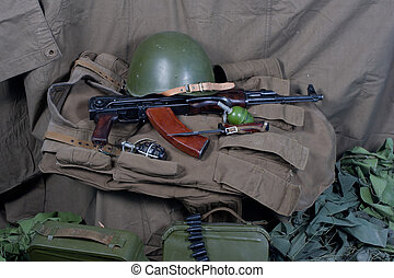Kalashnikov assault rifle