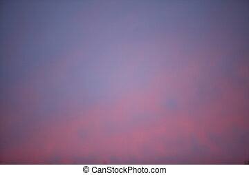 dramatic pink sky sunset or sunrise - sunset or sunrise...