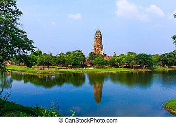 Ayutthaya, Historical Park in Thailand