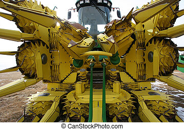 Monster - Agriculture machinery