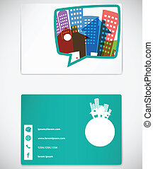 card design for business