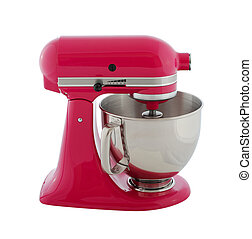 Planetary mixer - Kitchen appliances - pink planetary mixer,...