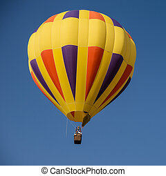 2013 Temecula Balloon and Wine Festival - Colorful hot air...