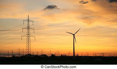 renewable energy - video footage of renewable energy