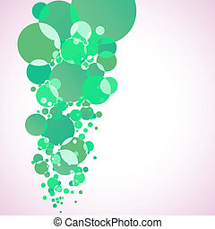 Abstract water bubble. EPS 8 vector file included