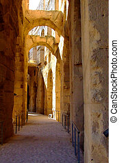 Roman amphitheatre and the best -preserved Roman relic in...