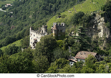 Italia, sur, El Tyrol