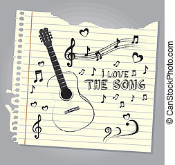 i love the song