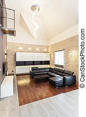 Grand design - Living room - Grand design - Modern living...