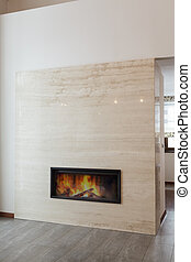 Grand design - Fireplace