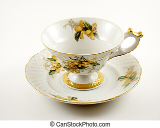 tea cup and saucer set - tea set