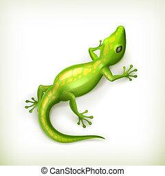 Reptile, vector
