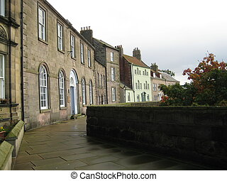 Berwick-upon-Tweed - picture was taken in Berwick-upon-Tweed...