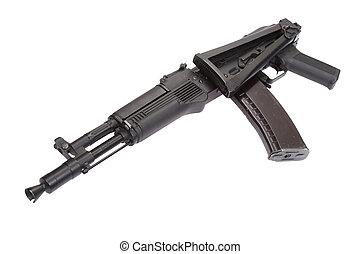 Kalashnikov AK isolated