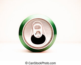 Modern soda can  - Contemporary objects - Modern soda can