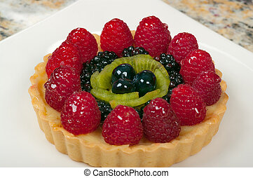 Fruit Tart - Fruit tart