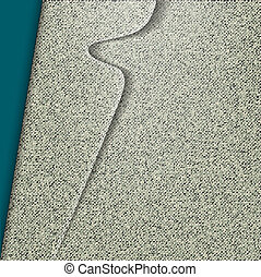 Suit texture close-up Vector illustration
