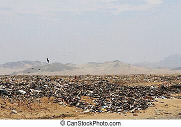 Peruvian Garbage