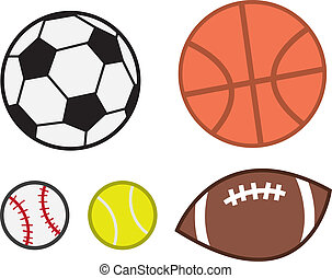 Sports Balls - Sports balls for football, baseball, soccer,...