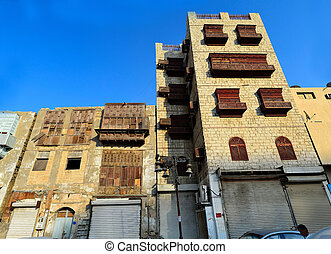 Old houses of Historical Jeddah i