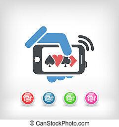 Online casino icon