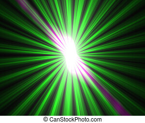 starburst - Abstract light ray starburst background design.