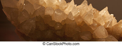 calcite - some detailed macro photo of calcite geological...